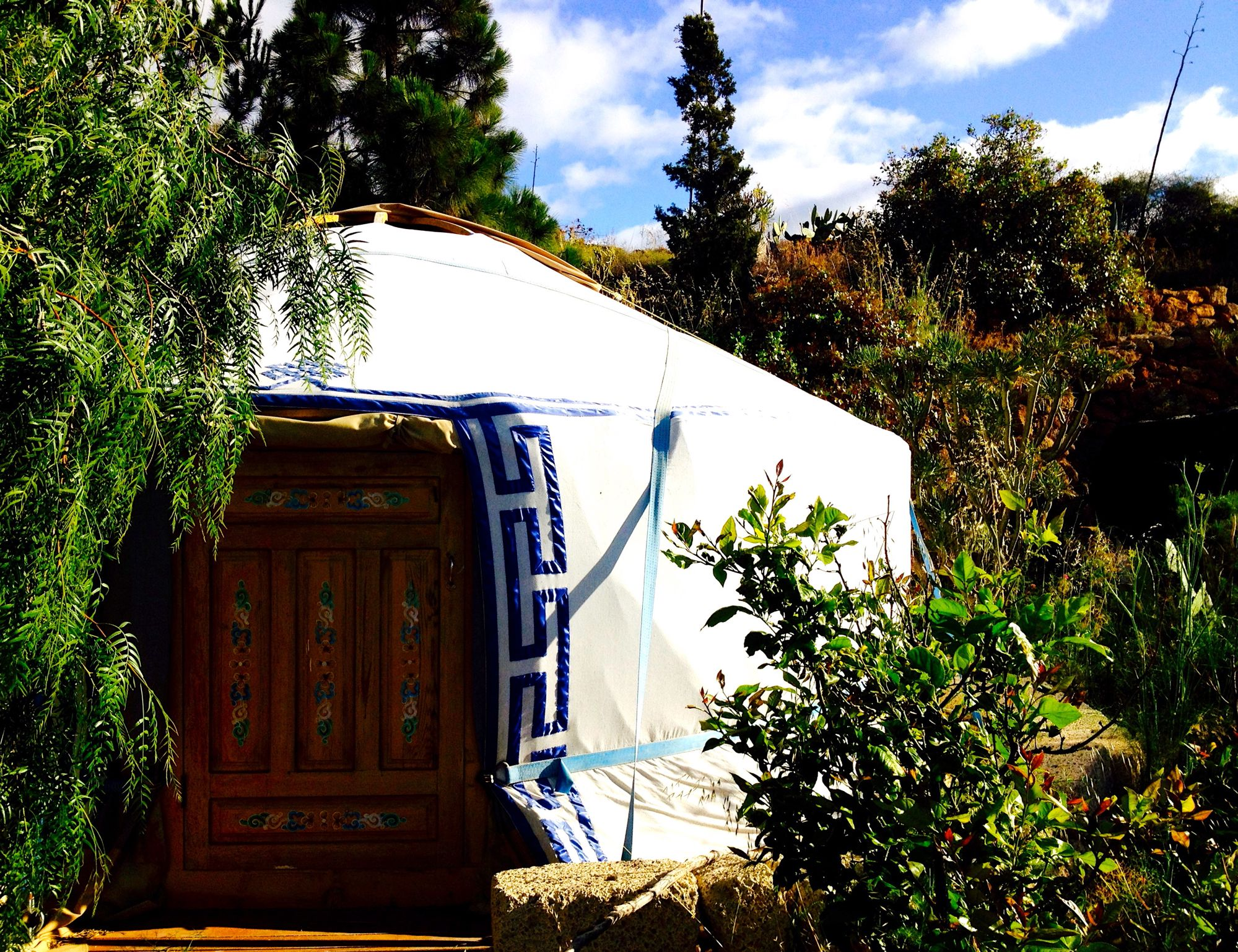 Campsites in Tenerife holidays at Cool Camping