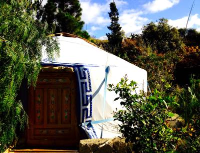 Luxurious laid back glamping in one of the most unspoilt and remote locations in Tenerife.