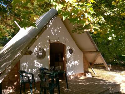 Trapper Tent - Woody
