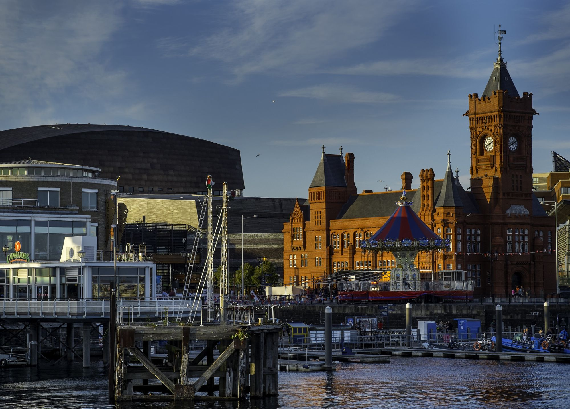 Win a Trip to Cardiff for Two!