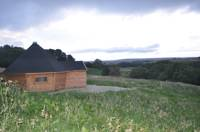 Bird Cherry Cabin - En-Suite