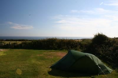 Treen Farm Campsite Treen, St Levan, Penzance, Cornwall TR19 6LF
