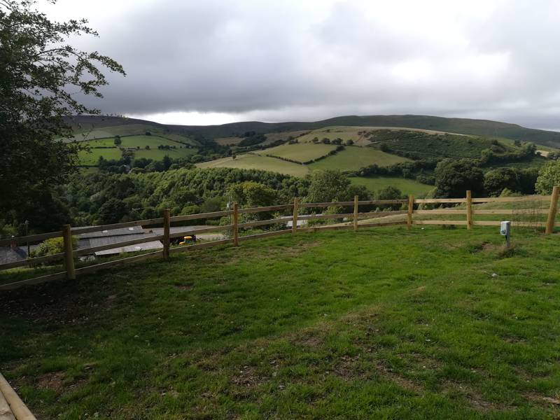 Cae Bell Secluded Tent Pitch