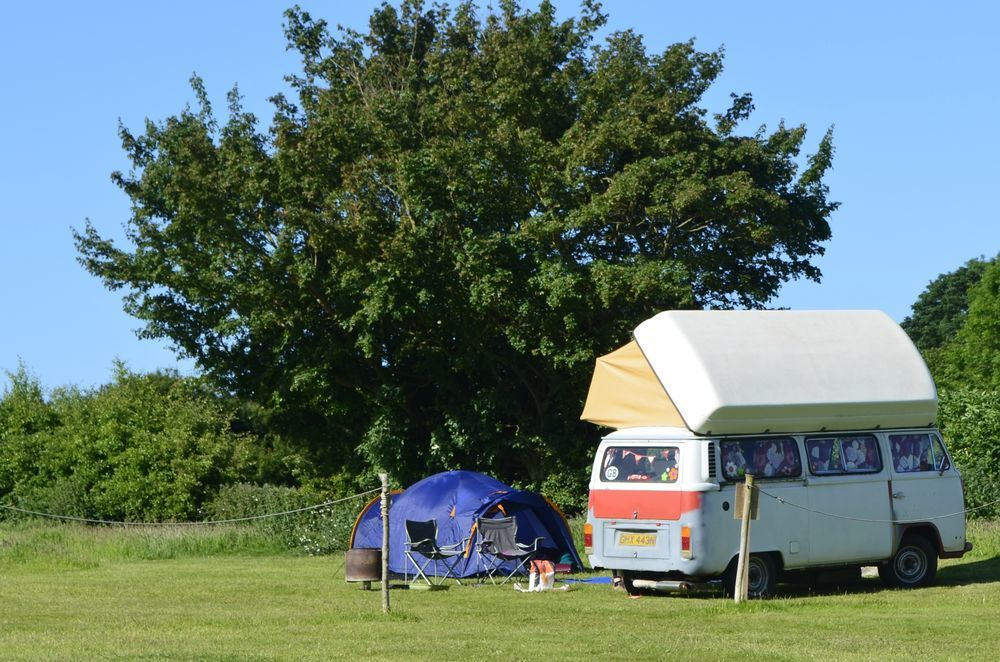 Campsites in East Anglia holidays at Cool Places