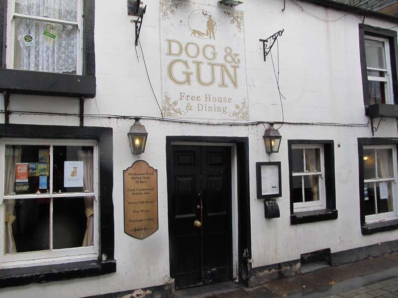 Dog & Gun