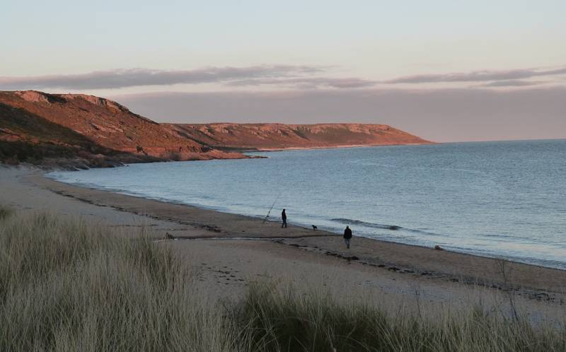 Oxwich Camping | Campsites in Oxwich, Gower, Wales