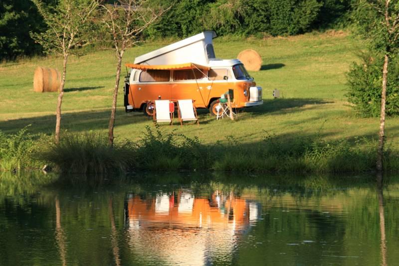 La Parenthèse Camping Les Ormes 47210 St Étienne de Villeréal, Lot-et-Garonne, France