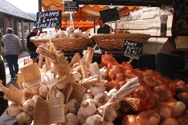 Stroud Farmer's Market