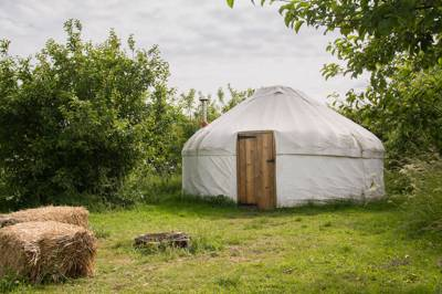 What is glamping anyway?