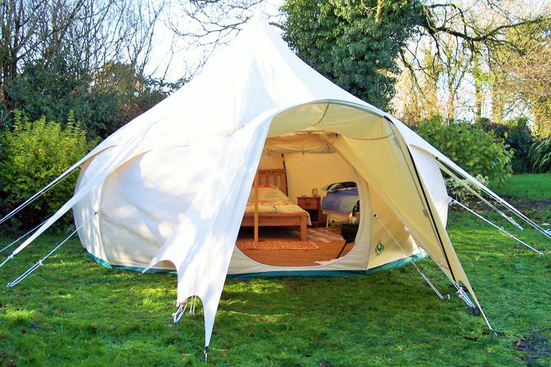 Bell Tent Glamping The Best Locations