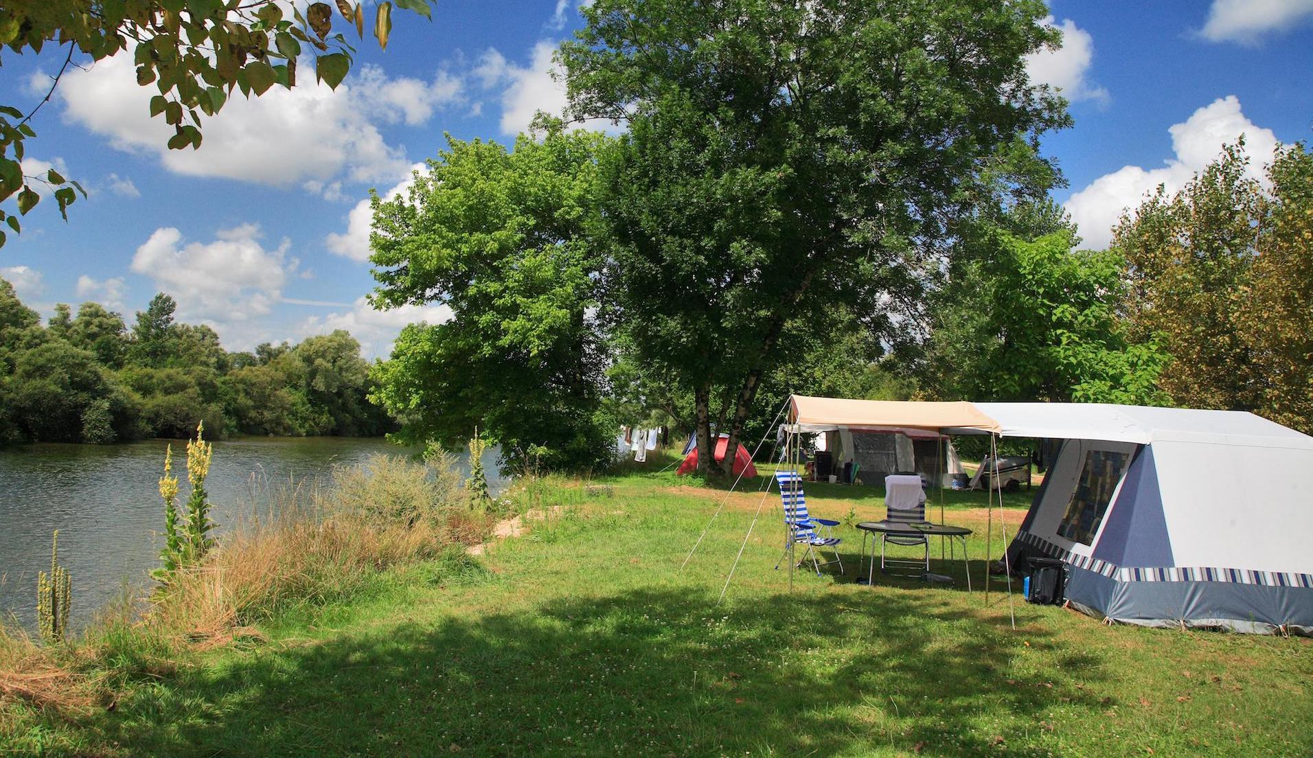 Riverside Camping in France - The best riverside campsites in France