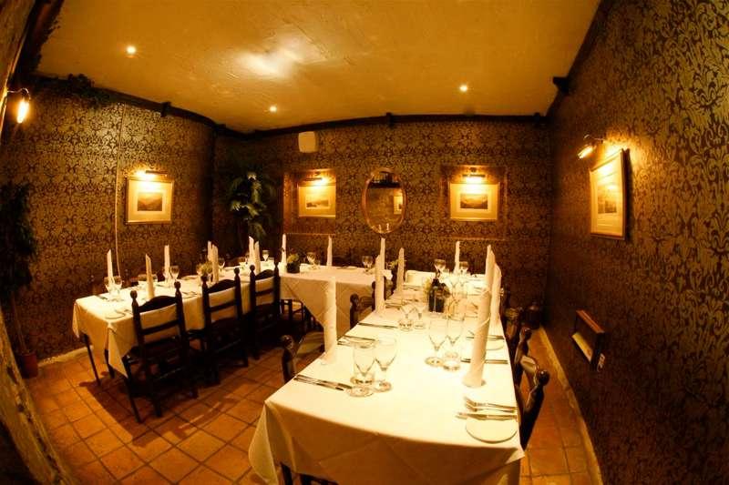 Stac Polly Restaurant