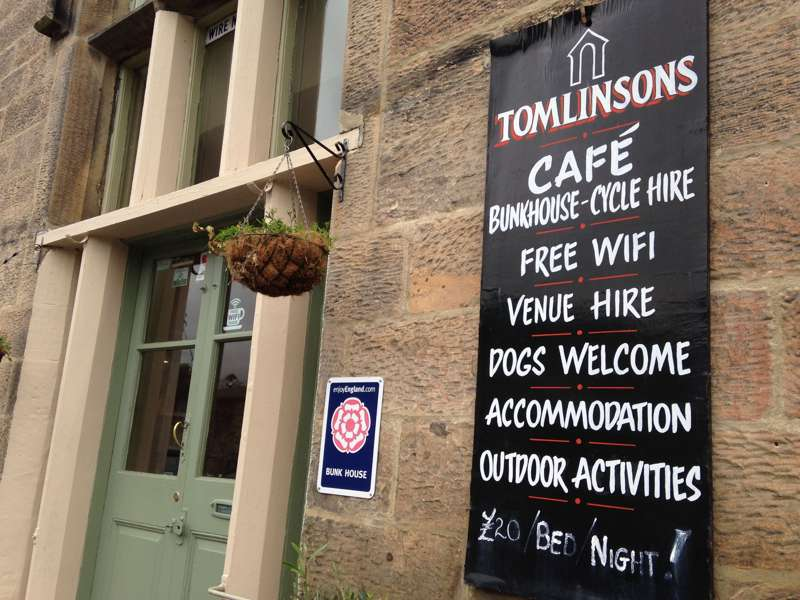 Tomlinson's Bunkhouse