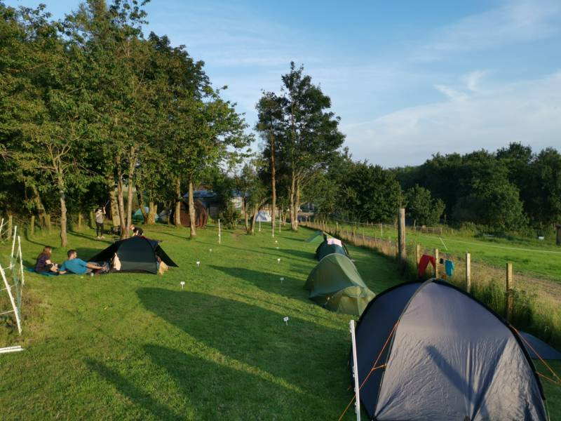 Drymen Camping Gartness Road, Drymen, By Loch Lomond, Stirlingshire G63 0DN