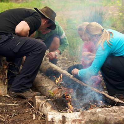 Big Hat Bushcamp Hardwick Lane, Lyne, Chertsey, Surrey KT16 0AF
