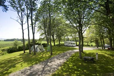 Ravenglass Camping & Caravanning Club Site Ravenglass Camping and Caravanning Club, Ravenglass, Cumbria CA18 1SR