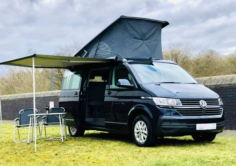 VW T6.1 California Coast 4 Berth
