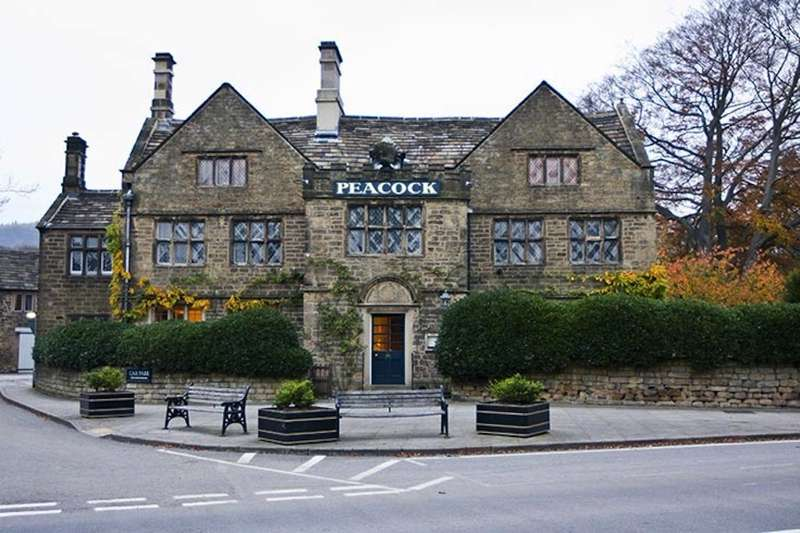 The Peacock at Rowsley Rowsley Derbyshire DE4 2EB