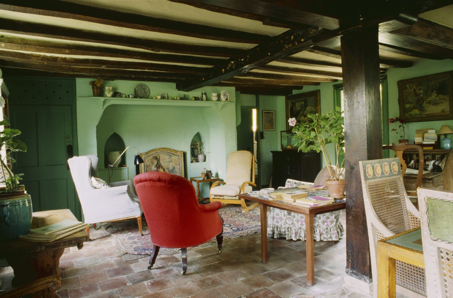 Monk's House close holiday gallery next holiday image previous holiday  image Monk's House Rodmell Near Lewes East Sussex BN7 3HF 01273 474 760  Website 'That will be our address for ever and ever', declared Virginia  Woolf in 1919 when she and ...