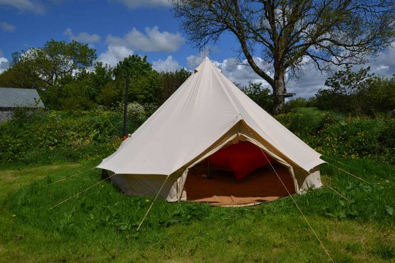 Apple Camping, Tenby