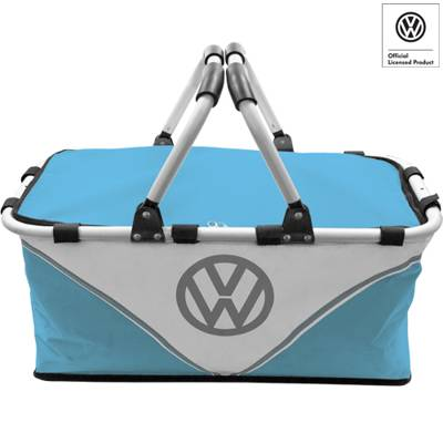 Win your very own VW camper hamper and BBQ kit