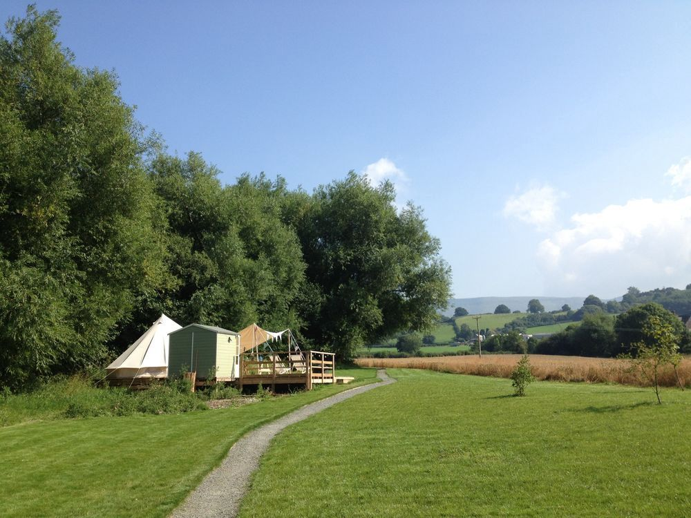 Campsites in Mid Wales