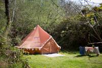 Valley View - Wild Camping - Private Pitch