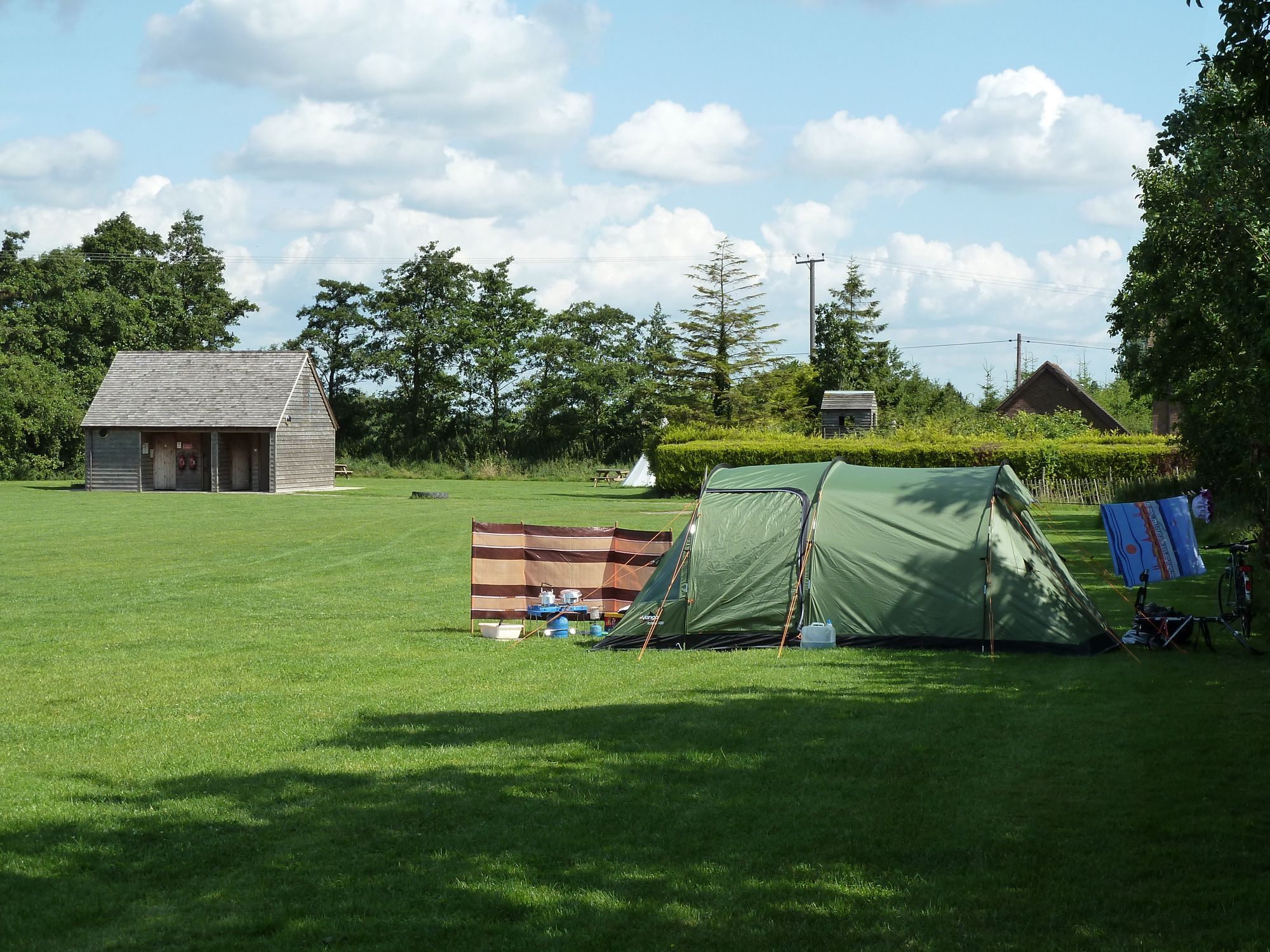 Campsites in Sittingbourne holidays at Cool Camping