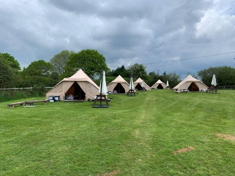 Arniss Bell Tents  Godshill, Fordingbridge, Hampshire SP6 2JX