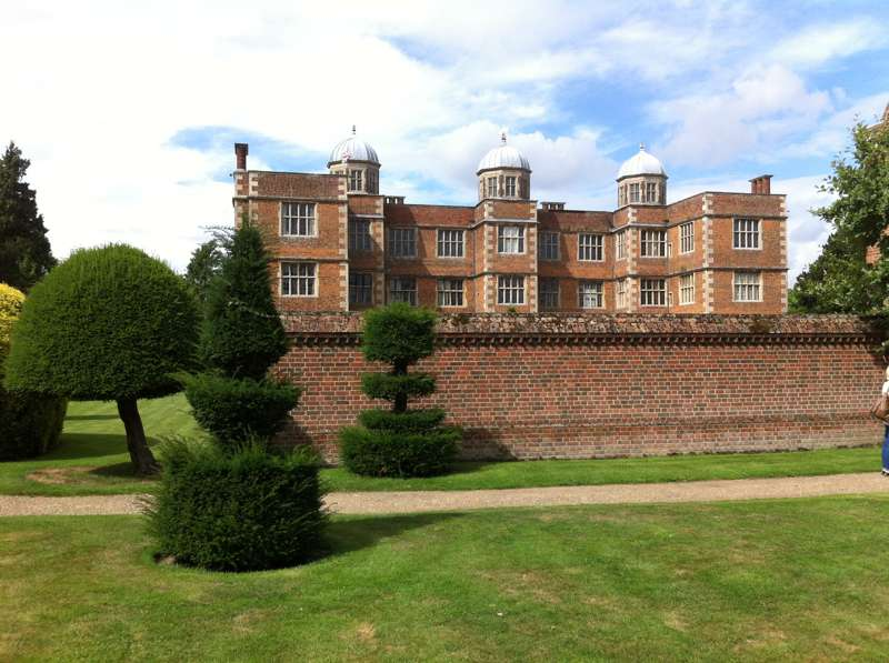 Doddington Hall & Gardens