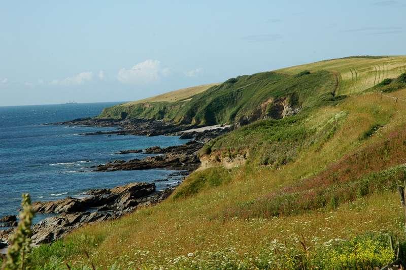 The Roseland Peninsula