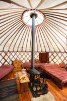 Bentwood Yurt