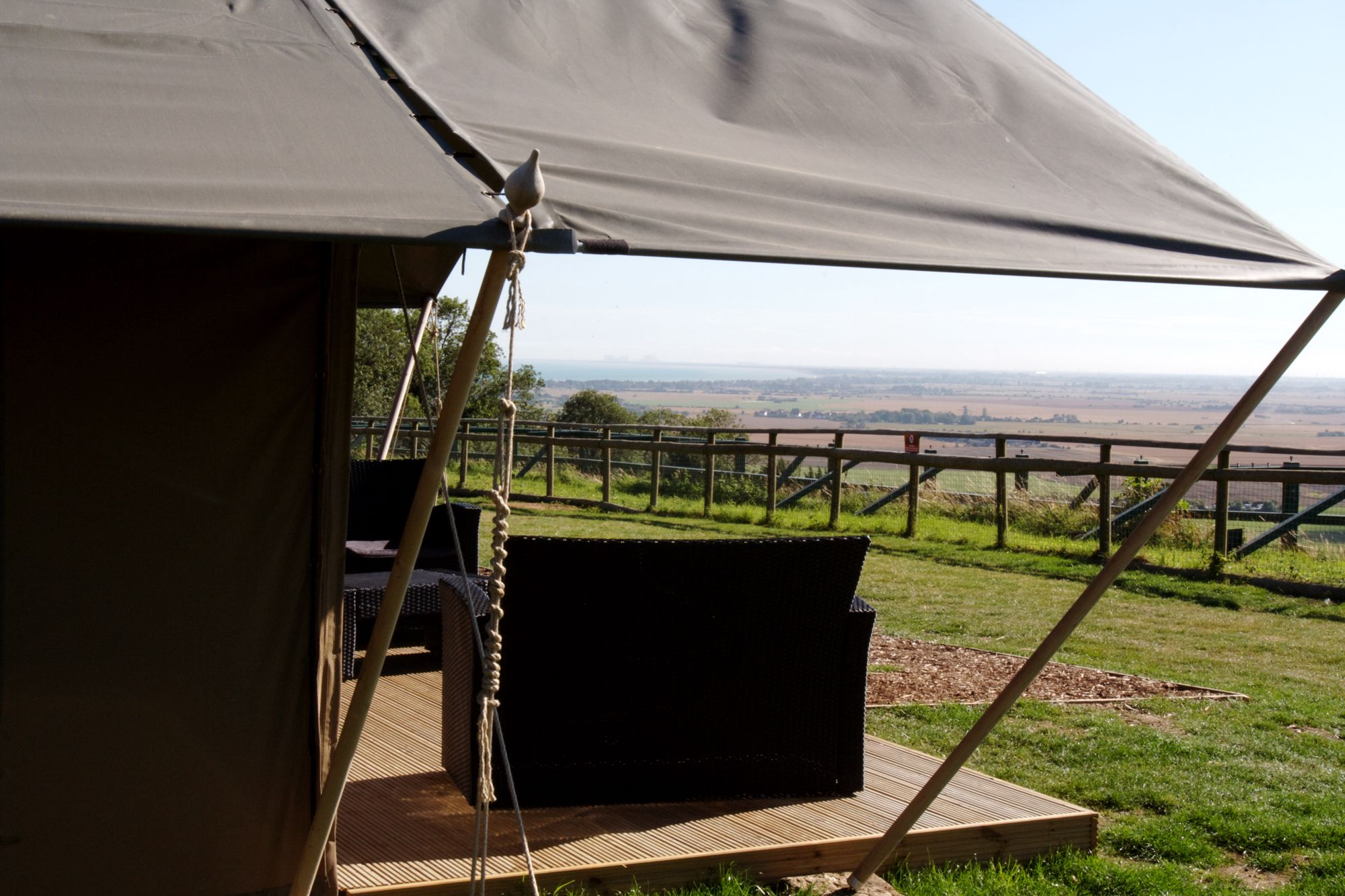 Brining an authentic African safari to the Garden of England, a stay at Elephant Lodge is one truly memorable glamping experience.