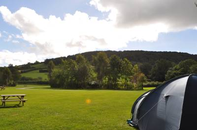 Pencelli Castle Caravan and Camping Park Pencelli, Brecon, Powys LD3 7LX