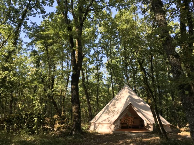 Acacia Bell Tent