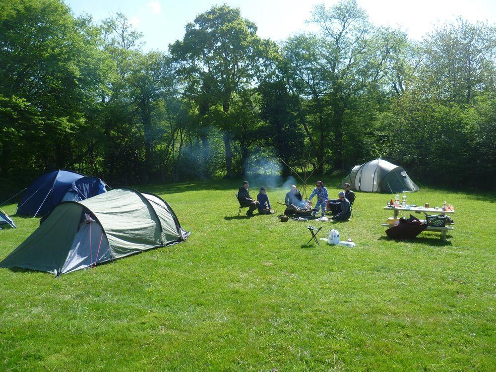 Campsites in East Sussex