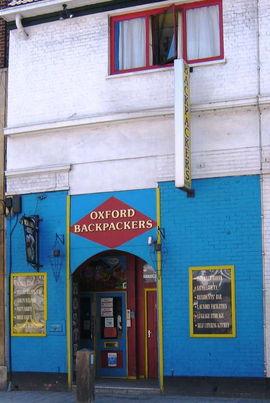 Oxford Backpackers Hostel 9a Hythe Bridge Street Oxford OX1 2EW