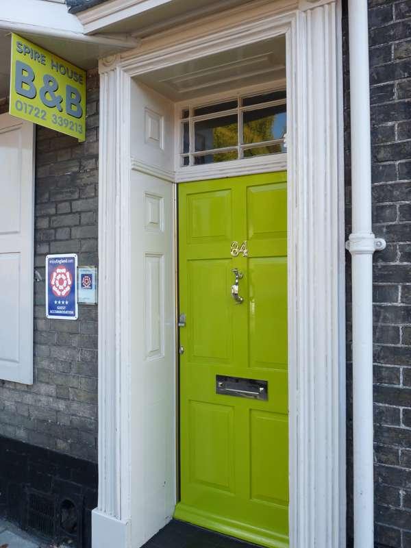 Spire House 84 Exeter Street Salisbury SP1 2SE