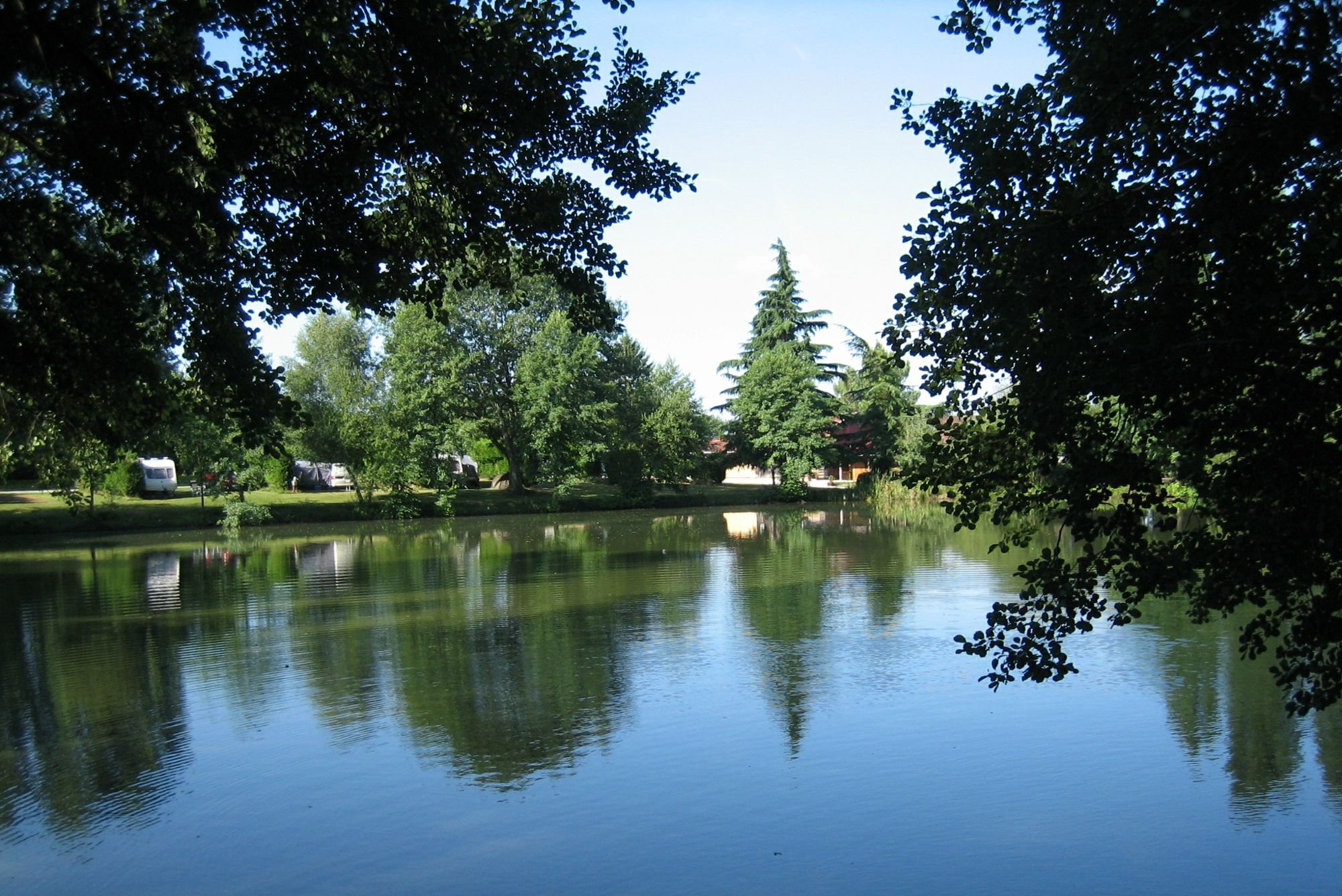 Campsites in Orne holidays at Cool Camping