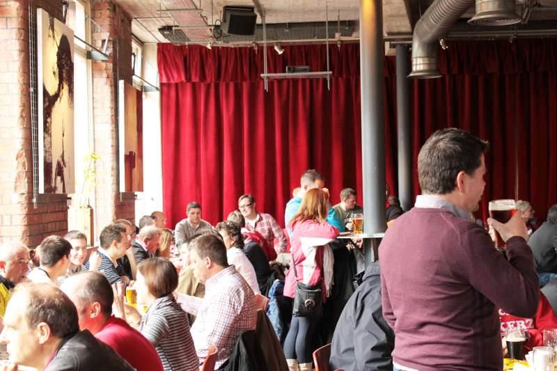 The Tobacco Factory Cafe Bar
