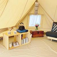 East Sussex eco glamping with hot tubs