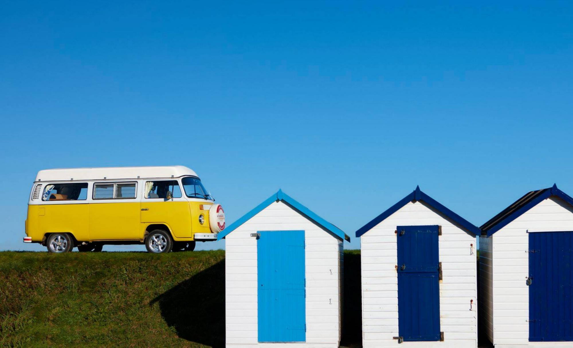 Campervan Hire in Barnstaple | Motorhome Rental in Barnstaple, Devon
