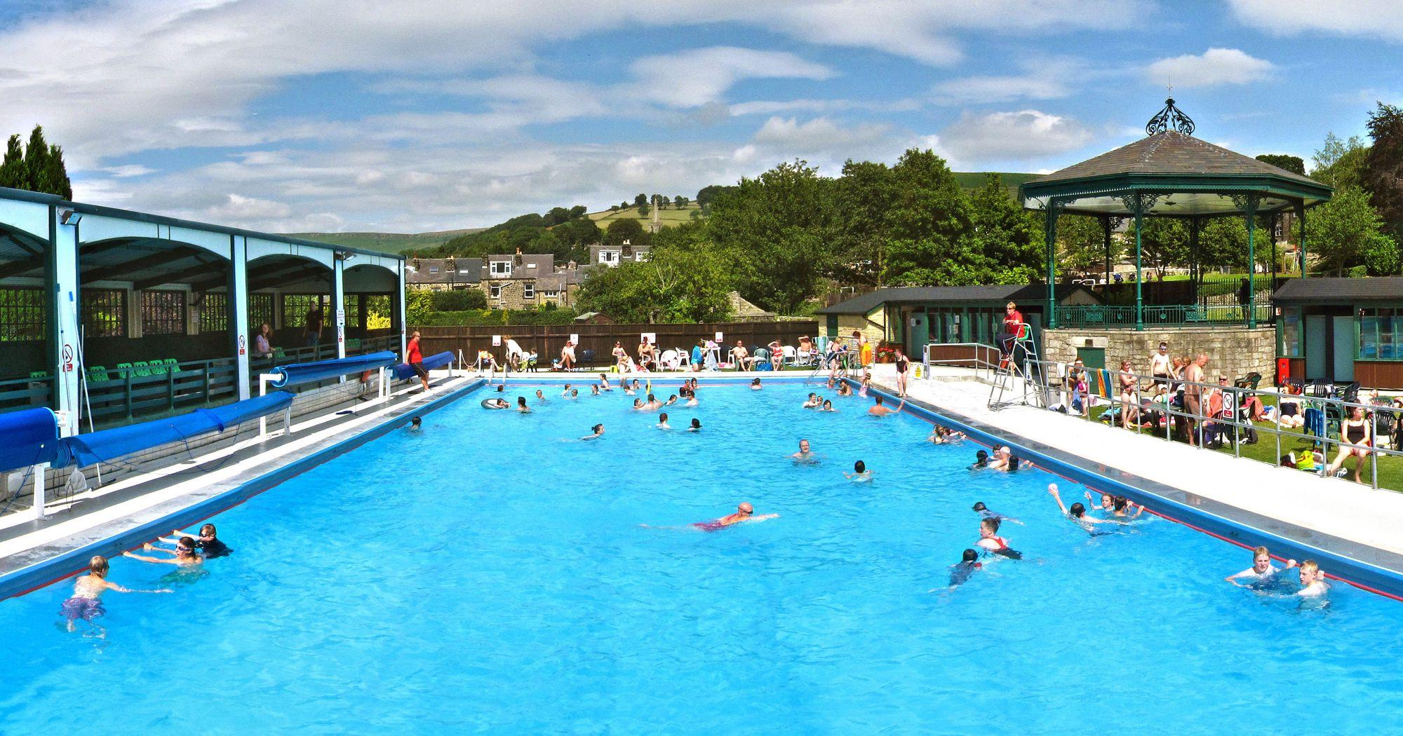 Hathersage Swimming Pool