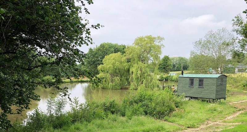 The Fisherman's Hut Hastingford Fishery, Hastingford Lane, Hadlow Down, East Sussex TN22 4DY