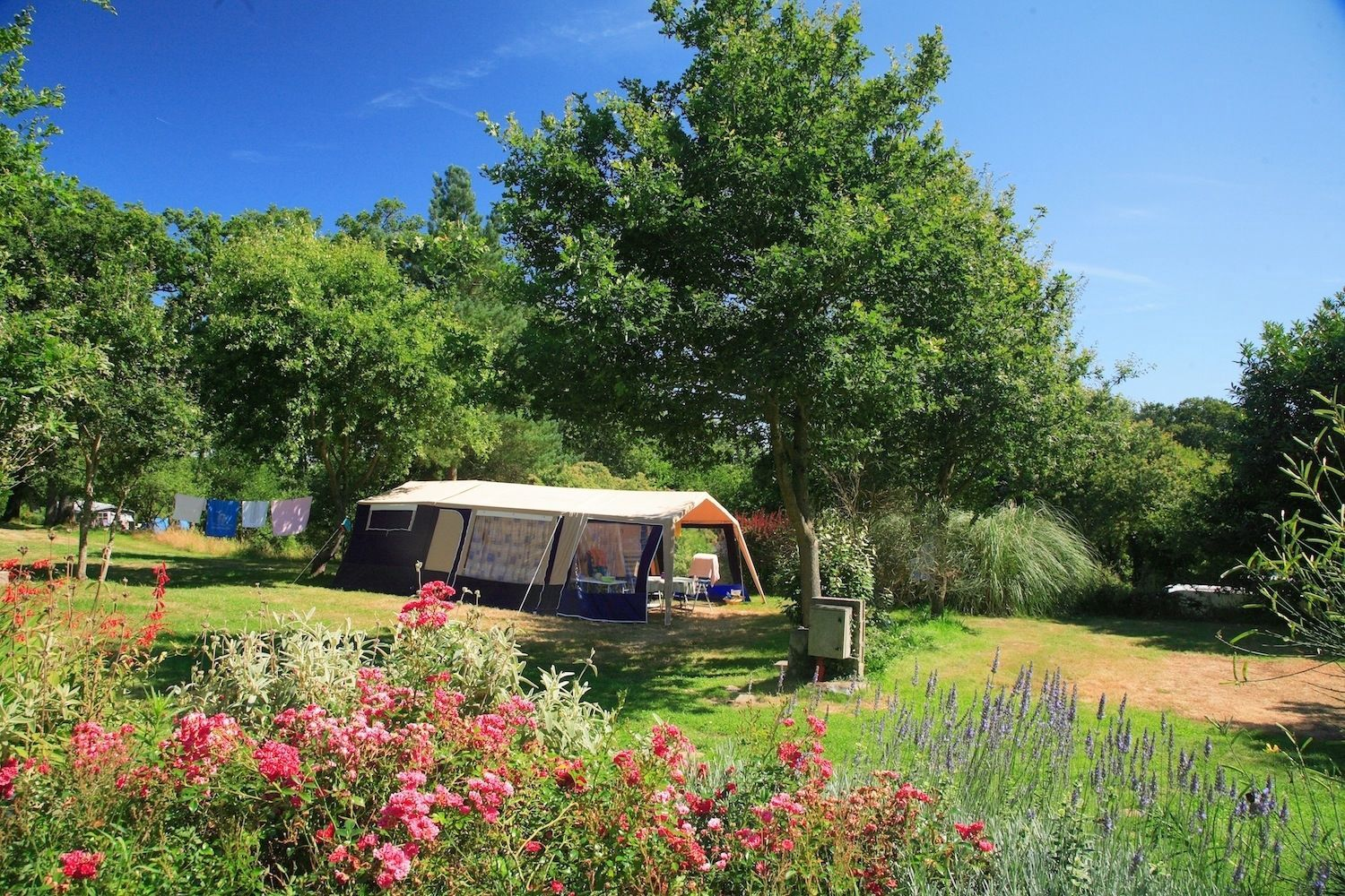 Campsites in Brittany & Normandy