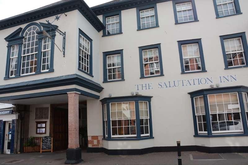 The Salutation Inn 68 Fore Street Topsham Exeter Devon EX3 0HL