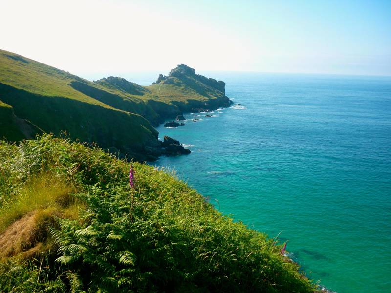 Walk from St Ives to Zennor