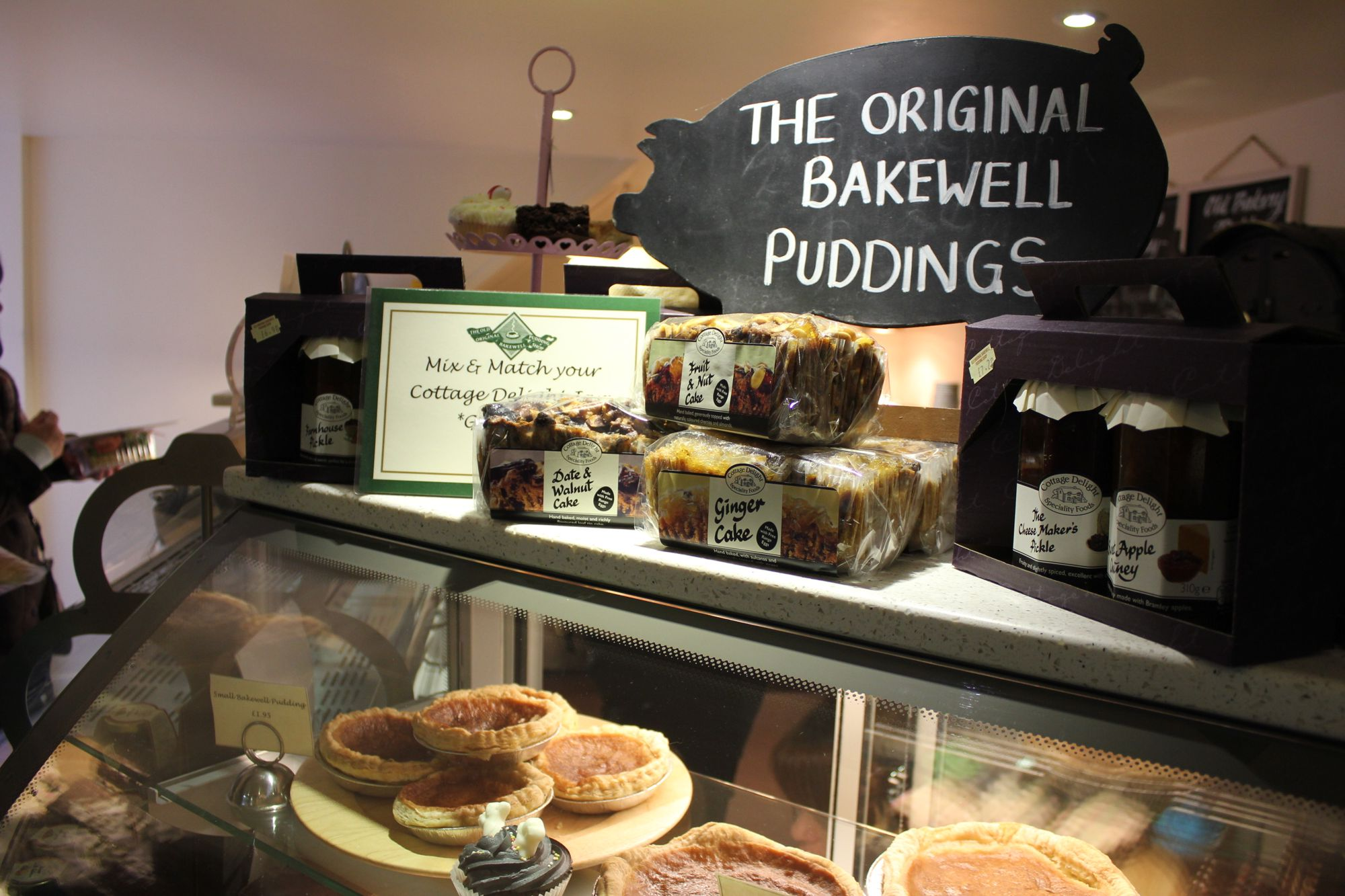 Bakewell Pudding Shop