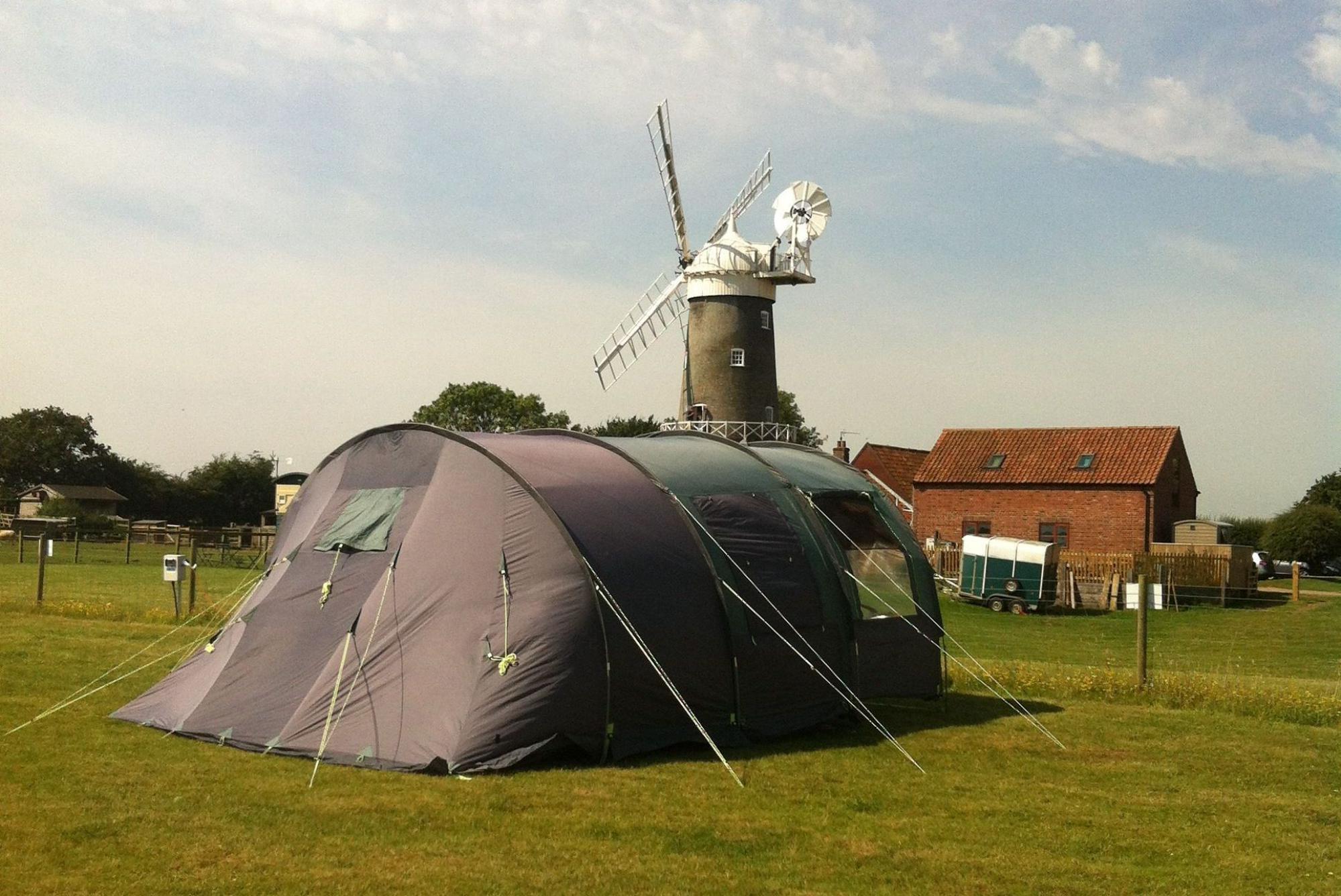 Bircham Windmill Campsite