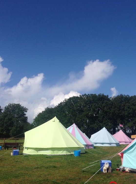Glamping sites in Wiltshire